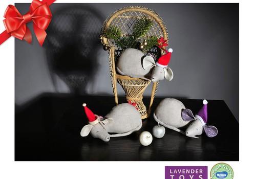 Huggies® šventinių dovanų katalogas: Kvepiančios dovanos nuo Lavendertoys