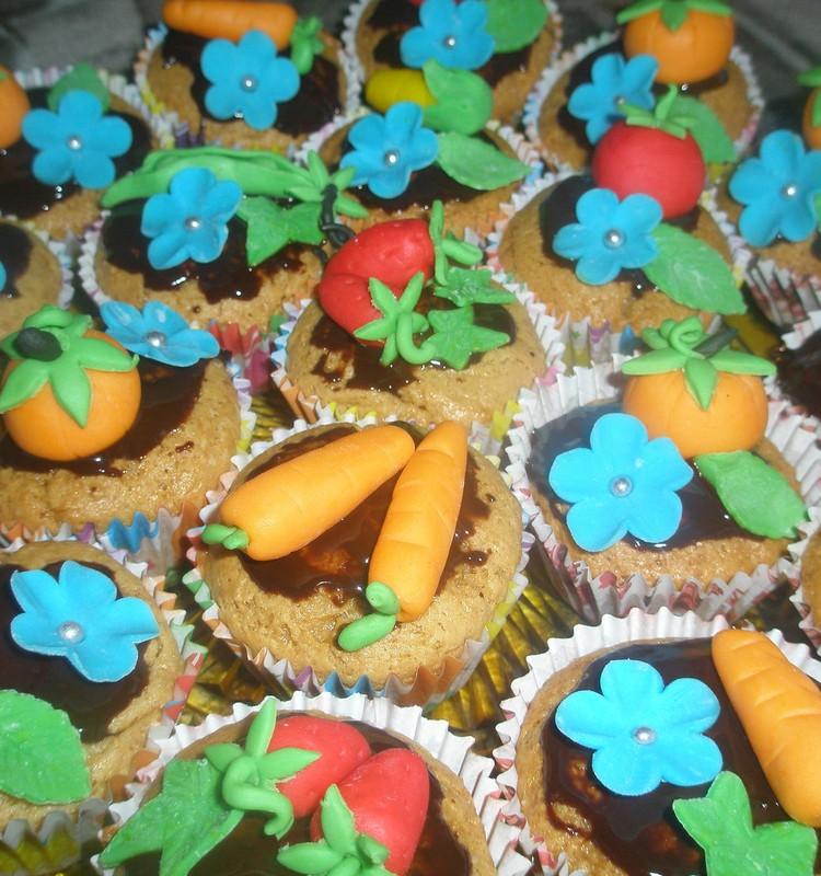 Rdenėlio keksiukai:-)