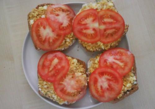 Sveikų pusryčių sumuštiniai