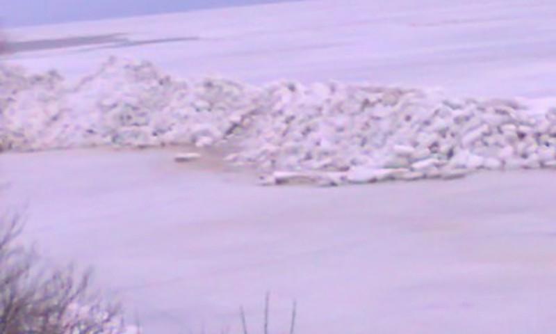 Ledų sangrūdos Ventėje