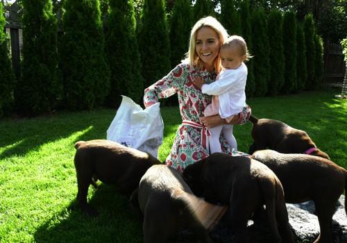 VIDEO: Kuo naudinga vaikų ir gyvūnų draugystė?