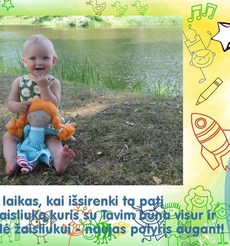 Mėgstamiausias Meilės Jonės žaisliukas