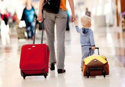 Į kelionę - su mažu vaiku: ką būtina žinoti?