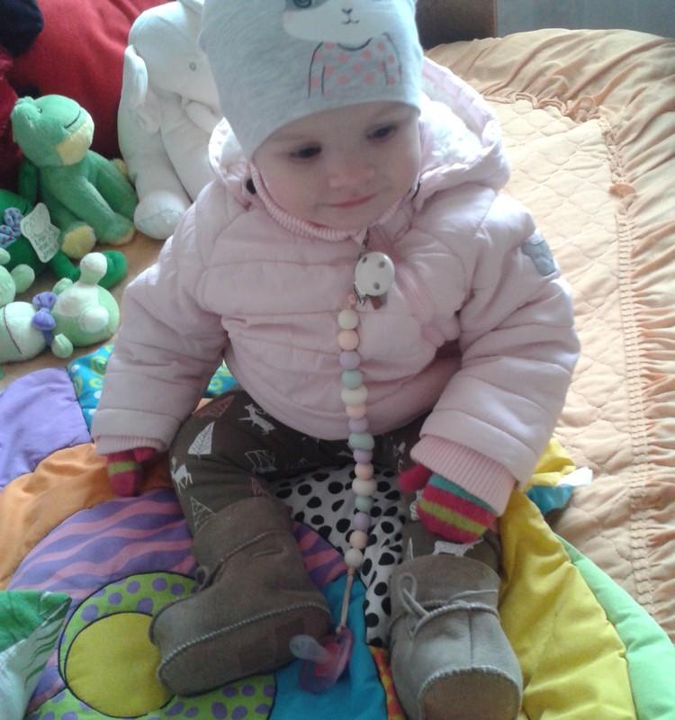 Mano mažylės garderobas