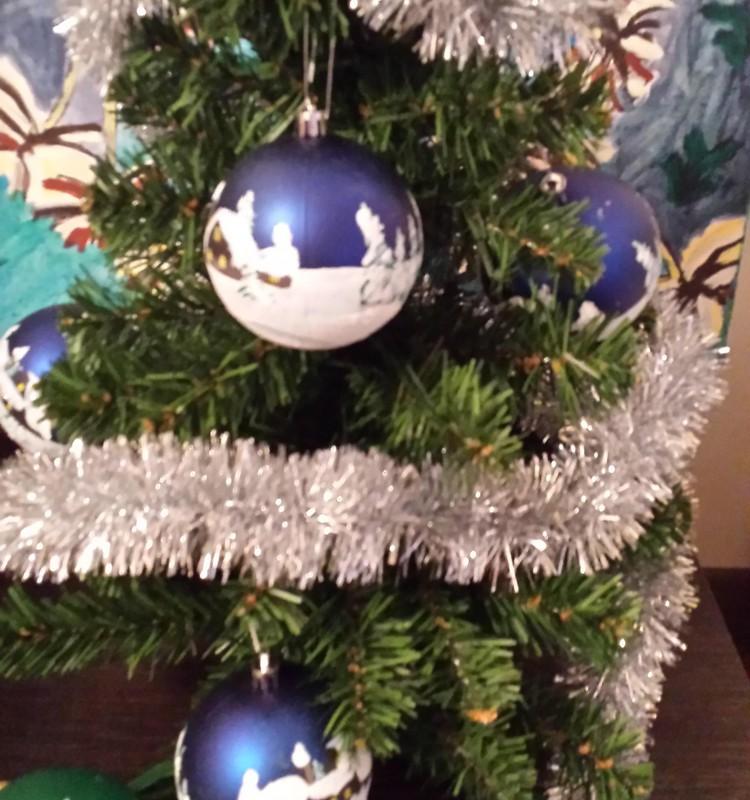 InetaBu:6-osios dienos laimės akimirka: Šv. Kalėdų dvasia jau namuose
