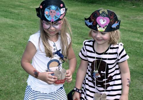 ŠEIMOS GIDAS: 13 idėjų, ką veikti per vaikų gimtadienį