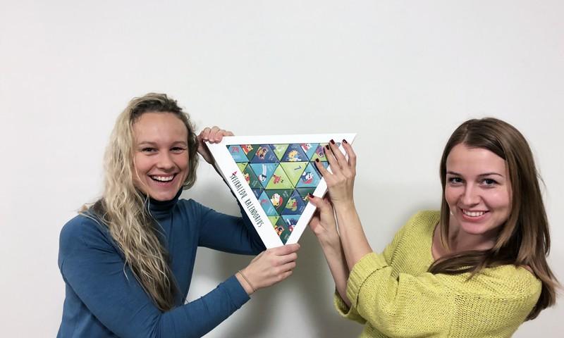 Dvi mamos sukūrė Advento kalendorių iš uogų ir vaisių!