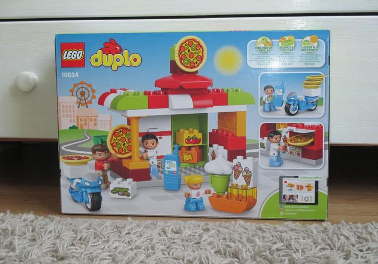 MES ŽAIDŽIAME SU LEGO DUPLO :)