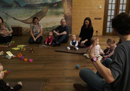Kuo naudingi muzikiniai užsiėmimai su kūdikiais?