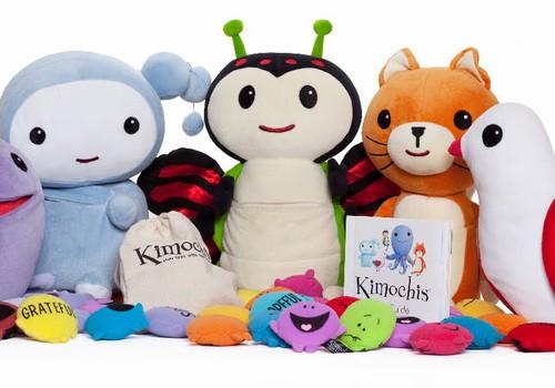 Kimochis – žaislai, turintys jausmus! Ar girdėjote apie juos?