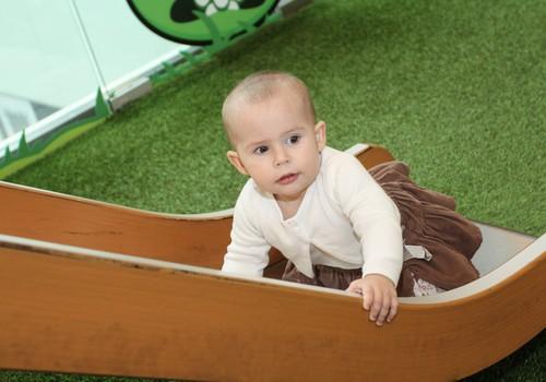 Klausk kineziterapeuto apie mažylio vystymąsi!