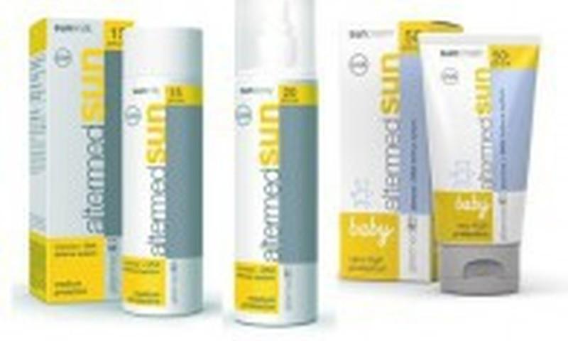 Altermed® sun – kosmetika gražiam ir sveikam įdegiui!