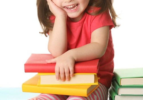 Kaip išrinkti tinkamą knygutę mažyliui?