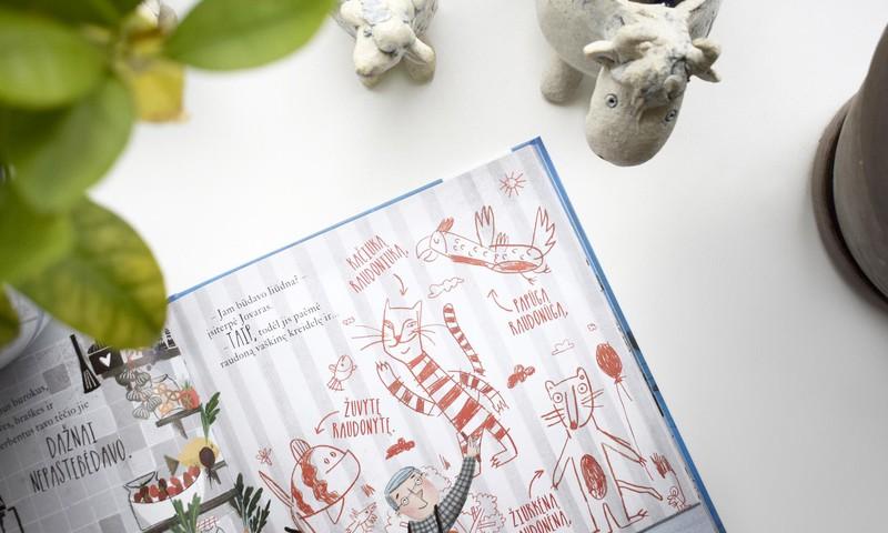 5 jaukios knygos ikimokyklinukams, skatinančios vaiko ir suaugusiojo pokalbį
