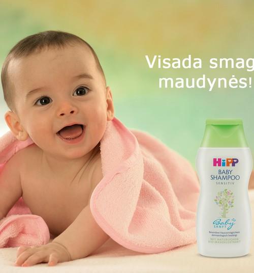 Jautri kūdikio oda: kaip tinkamai prižiūrėti ir maudyti?