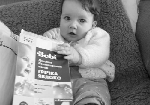 5 mėnesių Ugnė pradėjo naują produktą - grikių košytę