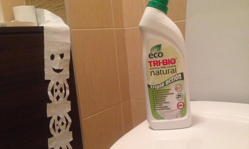 TRI BIO švariam vonios kambariui