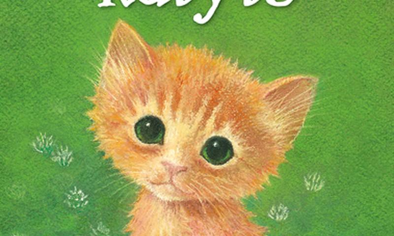 """Laimėk knygą """"Išgelbėta katytė"""""""