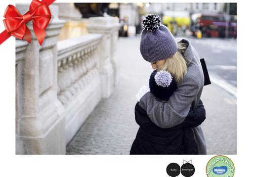 Huggies® šventinių dovanų katalogas: Šiltos, stilingos kepurės - www.babyboutique.lt