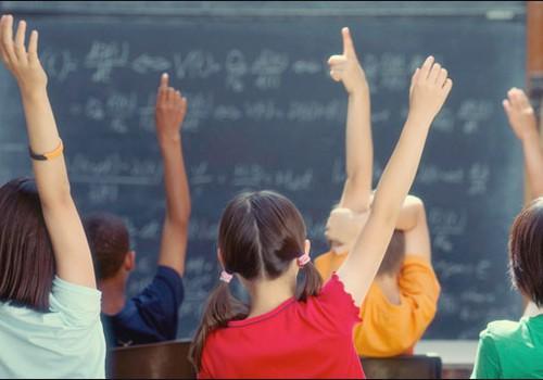 Vaikai, kurie nepatiria streso - mokosi geriau