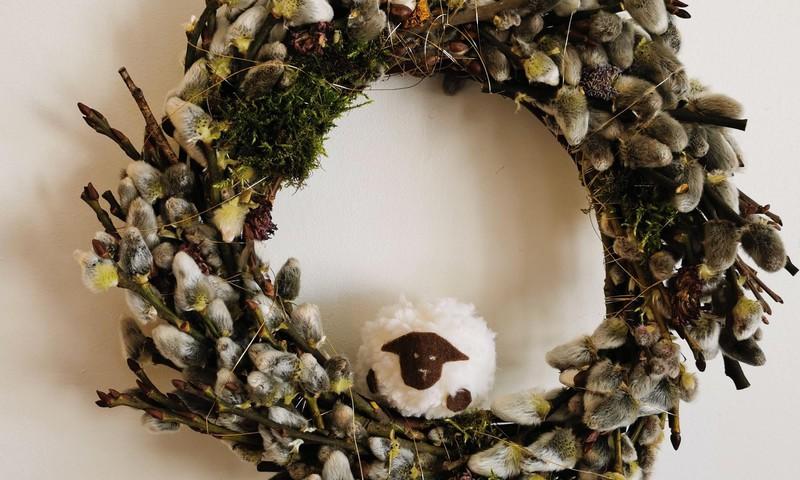 Velykų dekoracija
