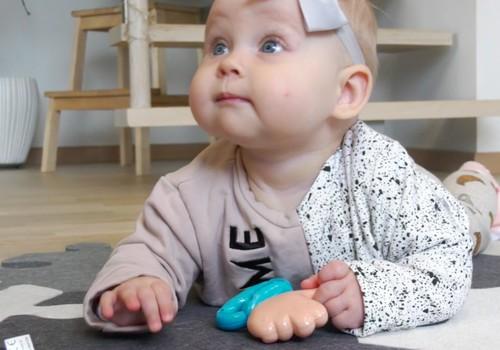 VIDEO: Kuo svarbūs žaislai pirmaisiais gyvenimo metais?
