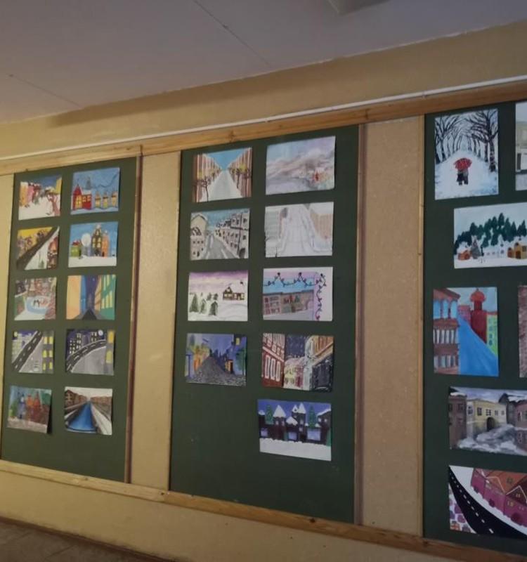 Mokinių parodos