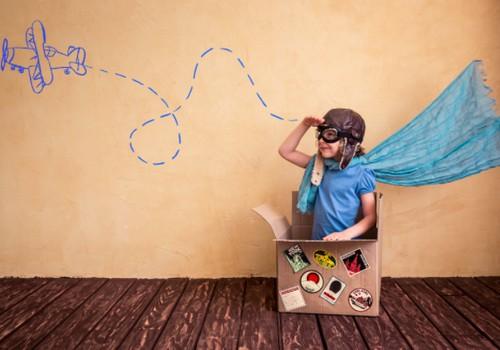 Kaip lavinti vaiko vaizduotę ir kūrybiškumą?