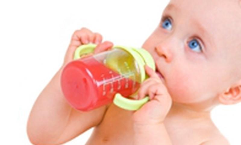 Kada duoti kūdikiui arbatėlių?
