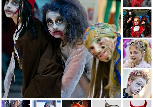 FOTO: Įspūdingiausi vaikų Helovino kostiumai