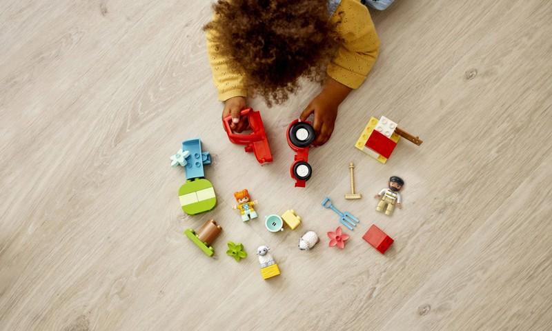 Būkite kūrybingi tėvai, arba kaip mokyti vaikus žaidžiant nuo mažens