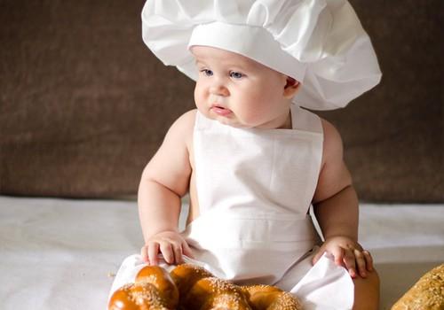 Kreminė sriuba mažyliams: sveika ir skanu