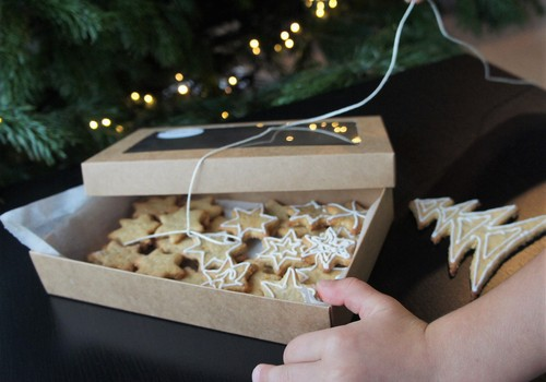Vaikai virtuvėje: sveikesnių imbierinių sausainių receptas
