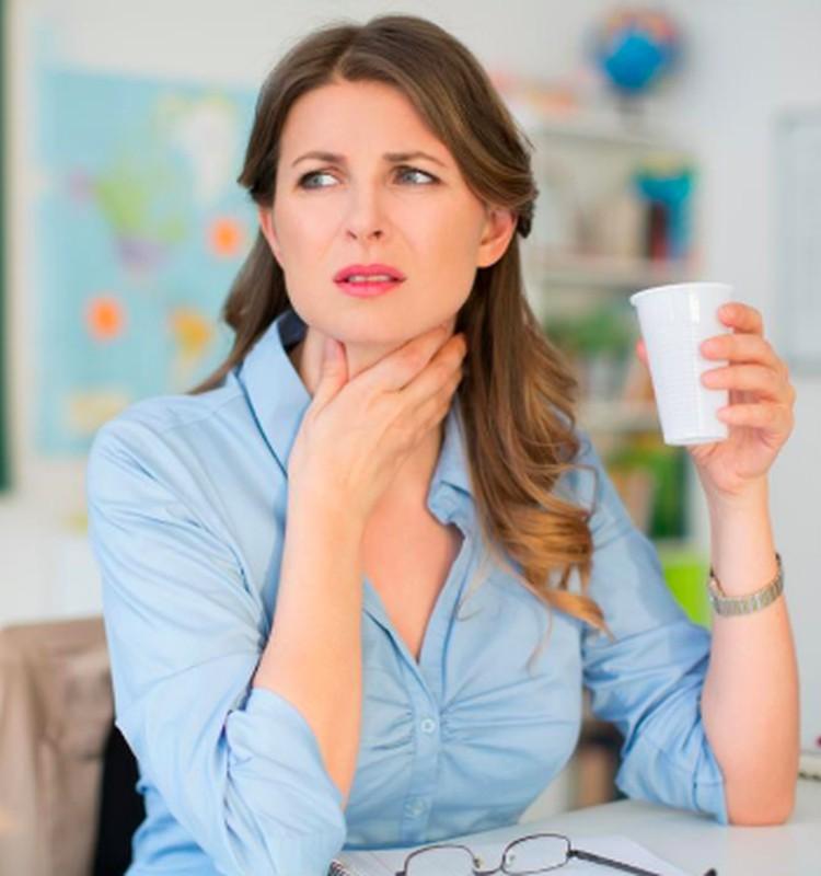 Dažnas gerklės skausmas - signalas rimtoms ligoms