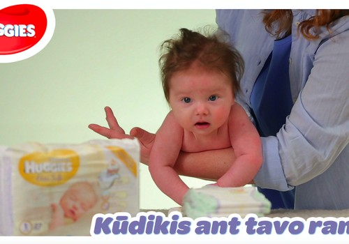 Hendlingas - ne tik kūdikio priežiūra, bet ir pagalba ugdant asmenybę