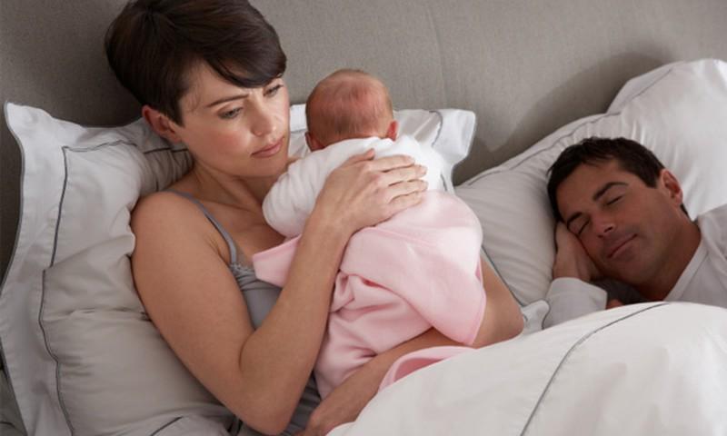 Metas po gimdymo: kaip lengviau apsiprasti