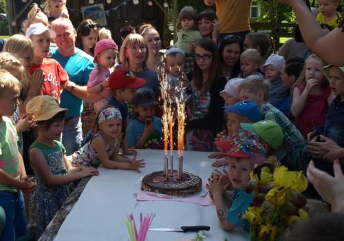 FOTO: Nerealiausias 5-asis Mamyčių klubo gimtadienis!