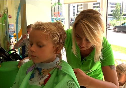 VIDEO: Vaikų šukuosenų mados
