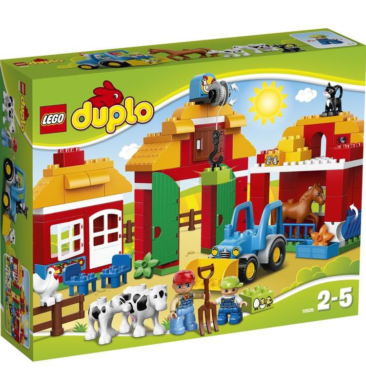Norime lego Didelis ūkis