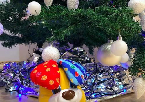 """""""Clementoni"""" interaktyvus šuniukas - geriausia Kalėdų senelio dovana"""