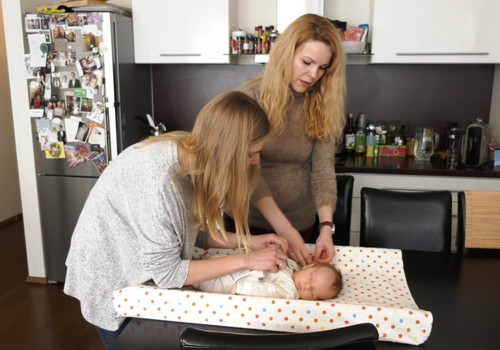 VIDEO: Mamos mitybos įtaka mažylio pilvo diegliams