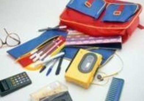 Mokyklinės prekės gali būti nesaugios