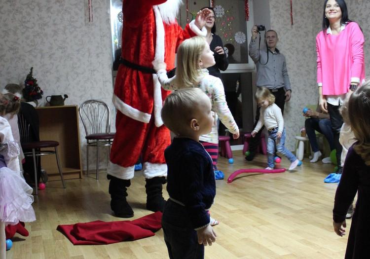 Reaqua 17 dienos laimės akimirka: dar vienas Kalėdų senelis