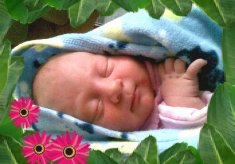 Turiu mažylę Eiviltę!