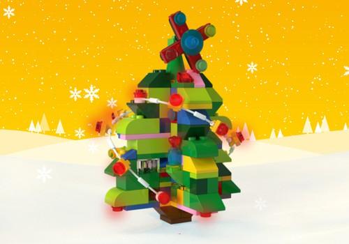 LEGO Advento kalendorius - ypatingam Kalėdų laukimui!
