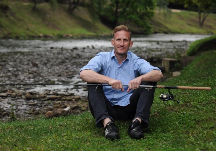 """Gamtininkas Linas Jonauskas: """"Mobilusis gamtoje neišlaiko meškerės konkurencijos"""""""