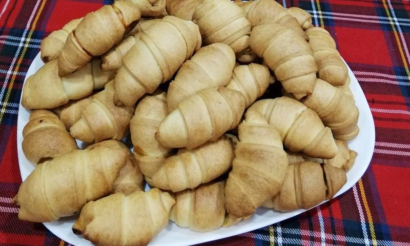 TOKIA MŪSŲ KASDIENYBĖ. Sausainiai su obuoliais