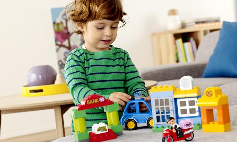 Kodėl kūrybiški žaidimai svarbūs vaikų raidai?