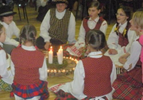 Šeimoms rengiama Lietuvių kultūros šventė