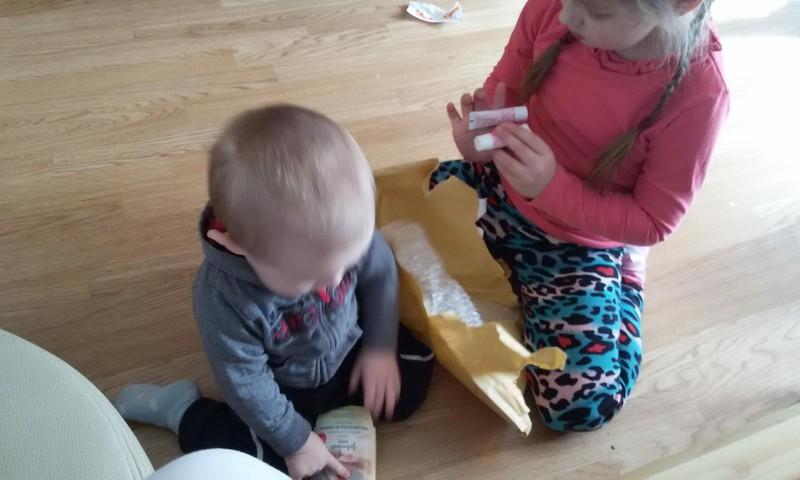 Testuojam JONSON'S BABY PRAUSIKLĮ